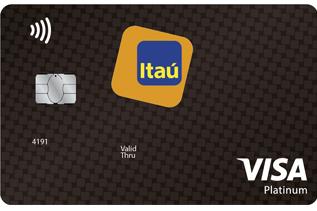 Tarjeta de Crédito Visa Platinum: Banco Itaú
