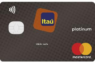 Tarjeta de Crédito MasterCard Platinum: Banco Itaú