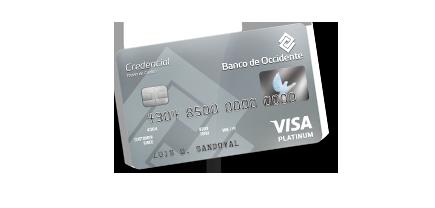 Tarjeta de Crédito Visa Platinum
