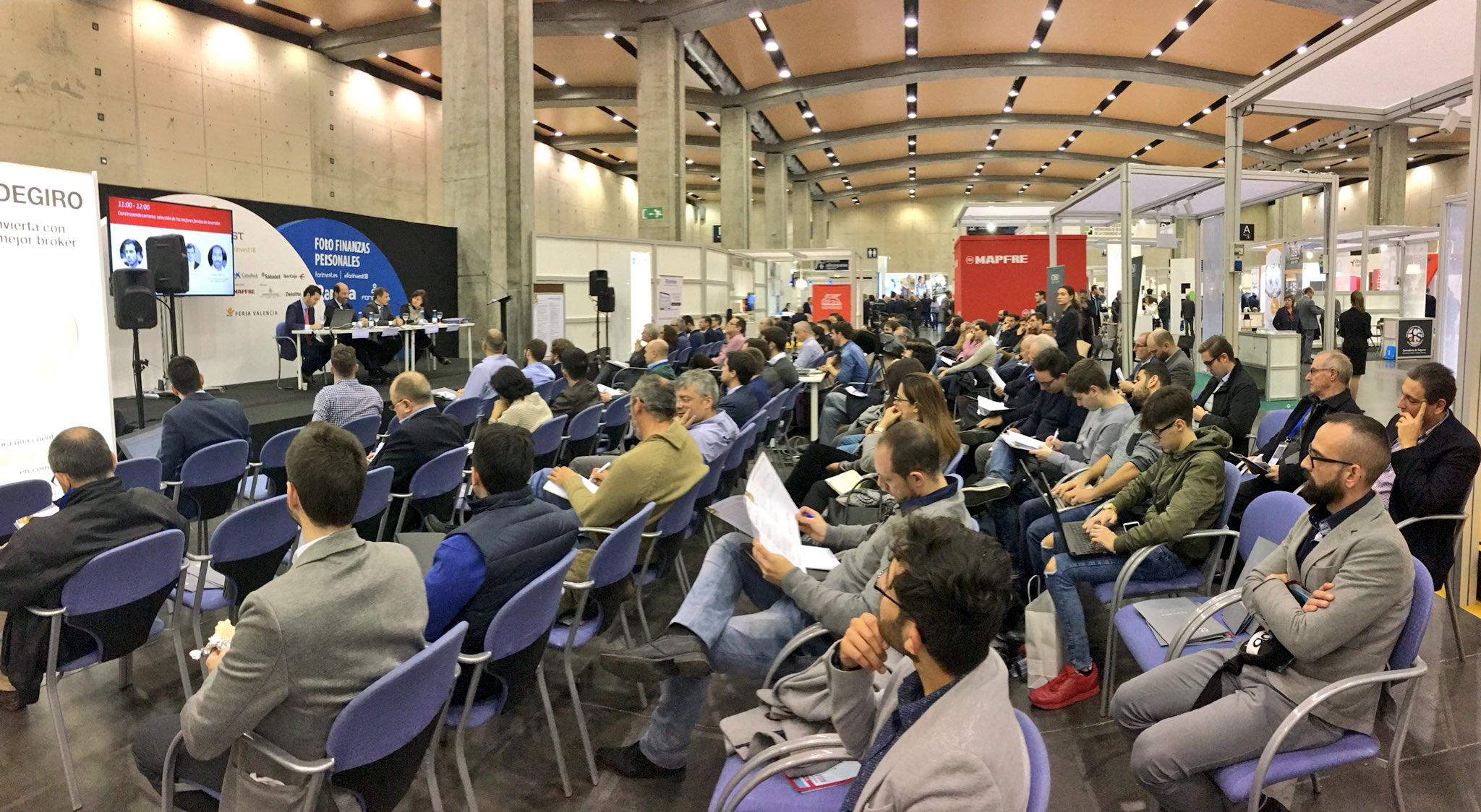 Segunda conferencia Forinvest