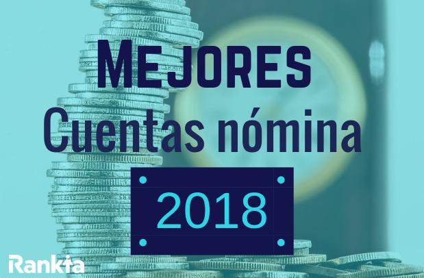 Cuentas nomina 2018