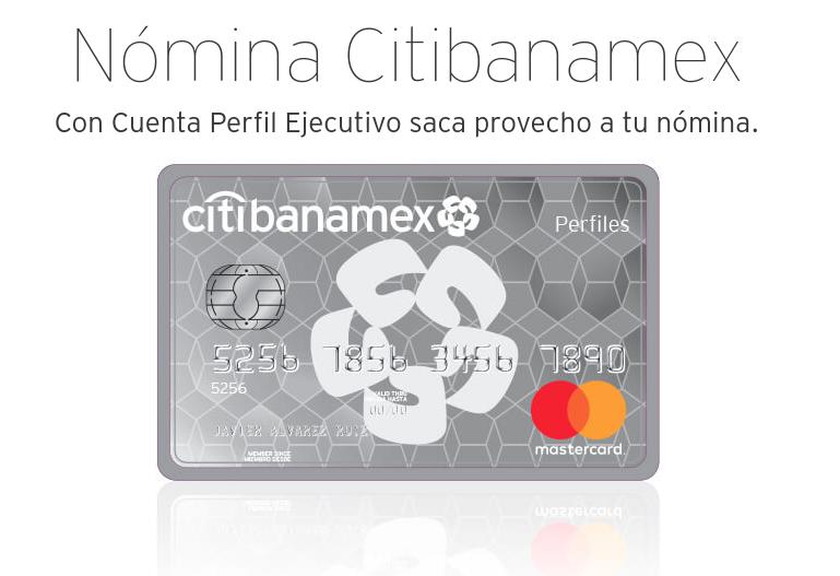 Cuenta Nómina 2021: Banamex