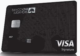 Tarjeta de Crédito Signature