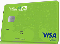 Tarjeta de Crédito Clásica de Uso Nacional