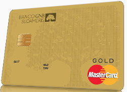 Tarjeta de Crédito Amparada Oro
