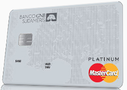 Tarjeta de Crédito Amparada Platinum
