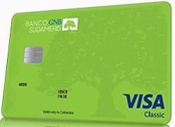 Tarjeta de Crédito Amparada Clásica de Uso Nacional