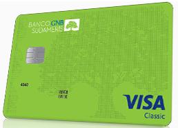 Tarjeta de Crédito Tarjeta Amparada Clásica