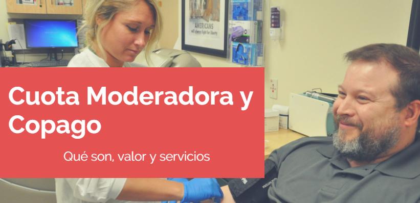Cuota Moderadora y Copago: qué son, valor y servicios