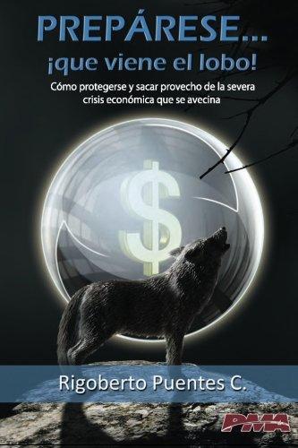 """Concurso: Dale """"Me gusta"""" en FB y gana el libro """"¡El lobo que acecha!"""""""