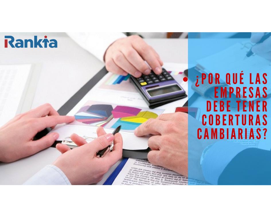 Coberturas cambiarias, Edgar Arenas, Rankia