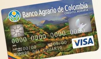 Tarjeta Agraria: Banco Agrario