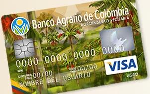 Tarjeta Agroinsumos: Banco Agrario