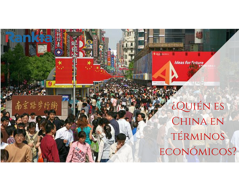 ¿Quién es China en términos económicos?, Edgar Arenas