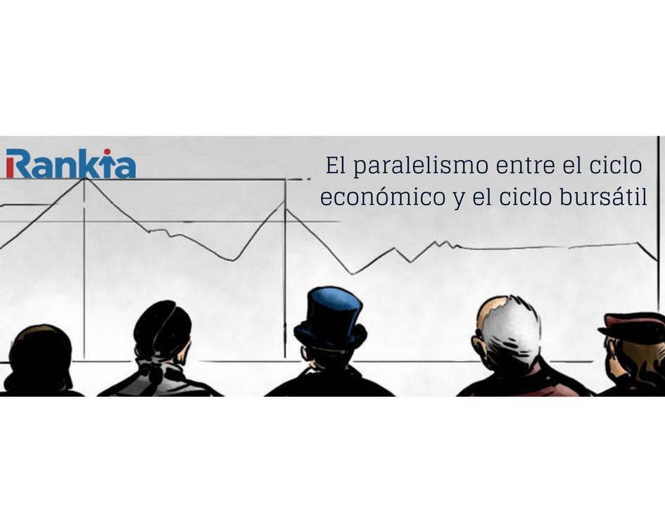 Edgar Arenas,Ciclo económico, Ciclo bursátil