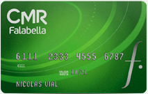 Comparativa tarjetas 2021: CMR Falabella