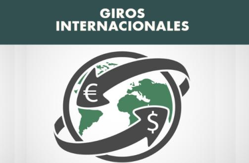 Giros internacionales: características, requisitos y tarifas
