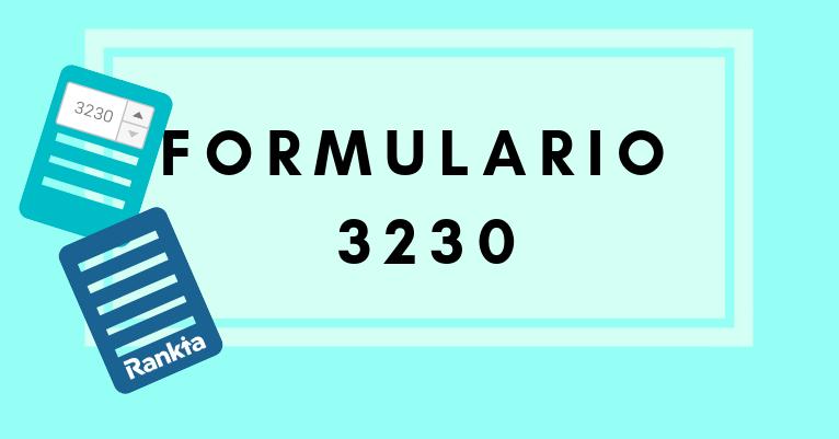 como timbrar documentos formulario 3230