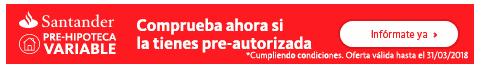 Prehipoteca Santander