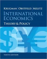 Uno de los libros más importantes sobre economía internacional.