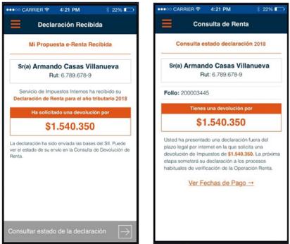 declaracion app e renta propuesta declaracion estado