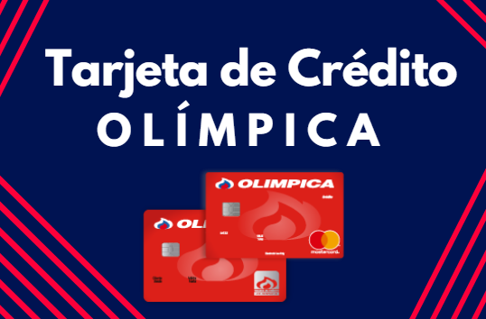 Tarjeta de crédito olímpica: beneficios, tasas y tarifas