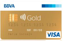 Visa BBVA Gold