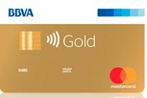 Mastercard BBVA Gold