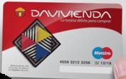 Tarjeta Débito Davivienda