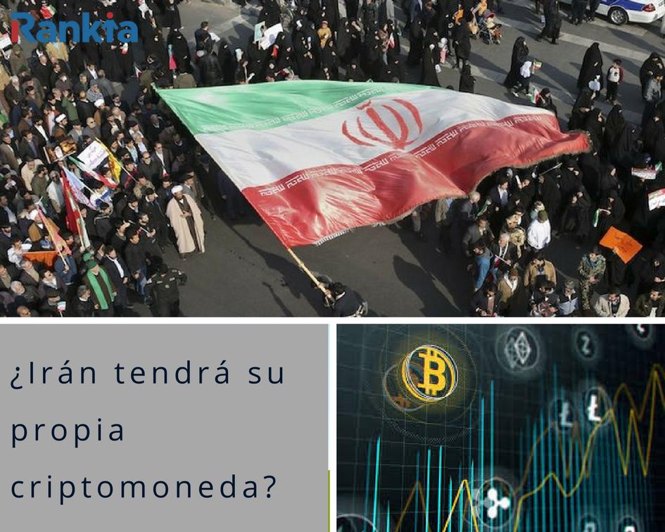 Iran, criptomoneda, Edgar Arenas