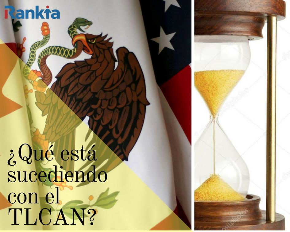 ¿Qué está sucediendo con el TLCAN?, Edgar Arenas