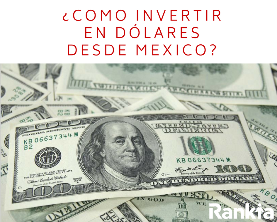 ¿Como invertir en dólares en México?, Edgar Arenas