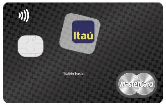 Mastercard Back Itaú