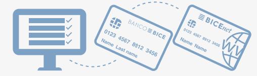 Mejores tarjetas virtuales: BICE Net