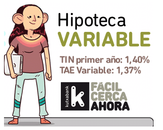 Hipoteca Kutxabank Variable