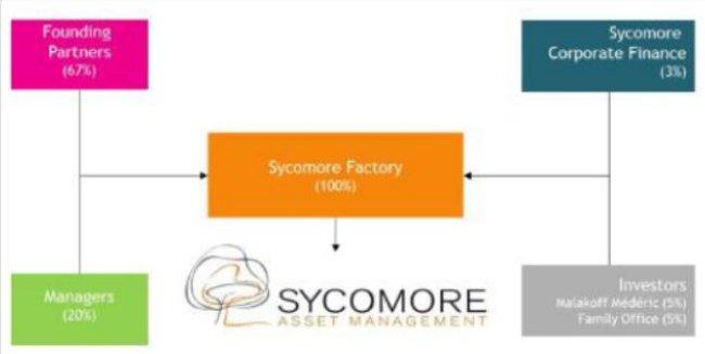 Sycomore Grupos de interes