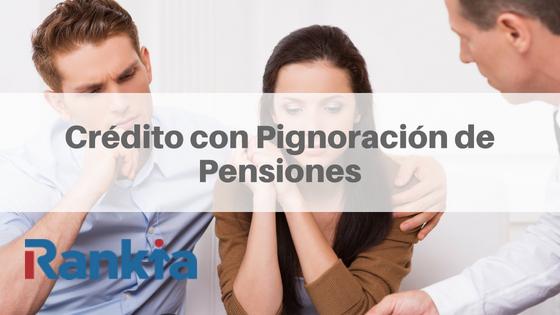 Crédito con pignoración de pensiones: Bancolombia, Banco de Bogotá, Banco de Occidente, BBVA y Colpatria