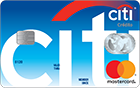 Tarjeta de Crédito MasterCard Básica: Citibank