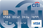 Tarjeta de Crédito Visa Clásica: Citibank