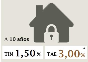Hipoteca Ahora a tipo fijo Liberbank: 80% financiación
