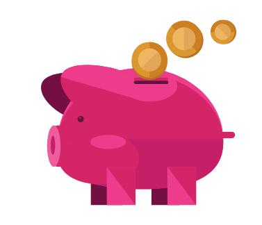 ¿Cómo ahorrar dinero de mi sueldo?