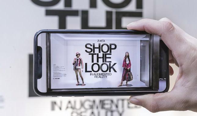 f2e35108c76 10 tendencias de la industria de la moda 2018  venta online