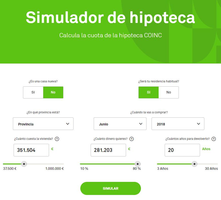 simulador hipoteca coinc