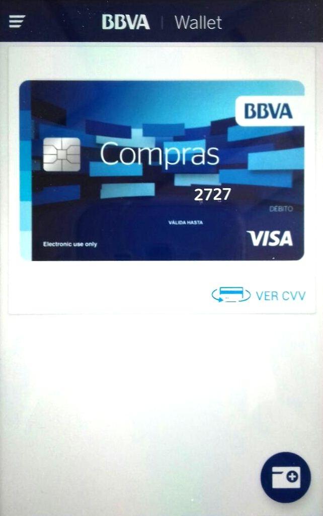 Compras online: Paso 5 Código CVV
