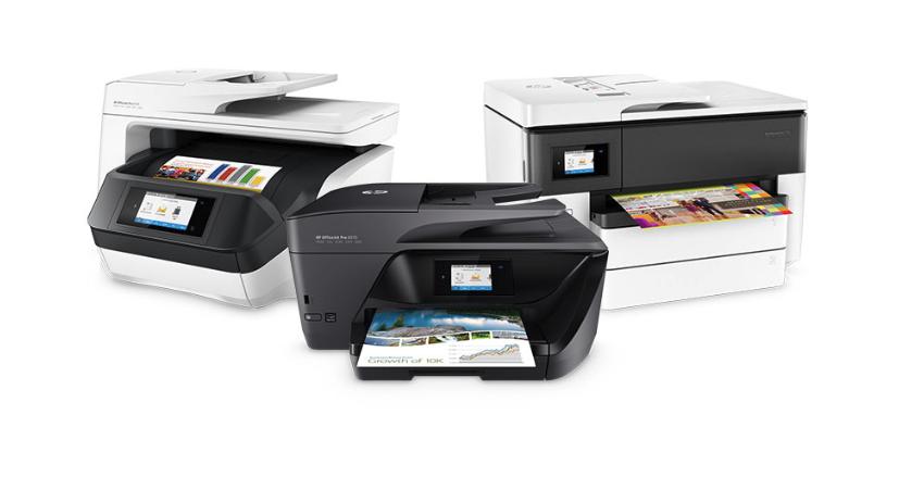 ho impresoras officejet