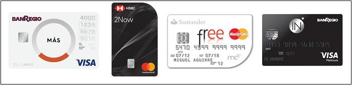 Mejores tarjetas de crédito sin anualidad