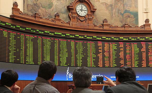 Los nuevos índices de la Bolsa de Comercio de Santiago