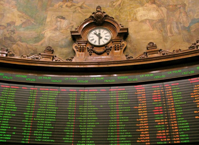 Market makers y su presencial en la Bolsa de Santiago