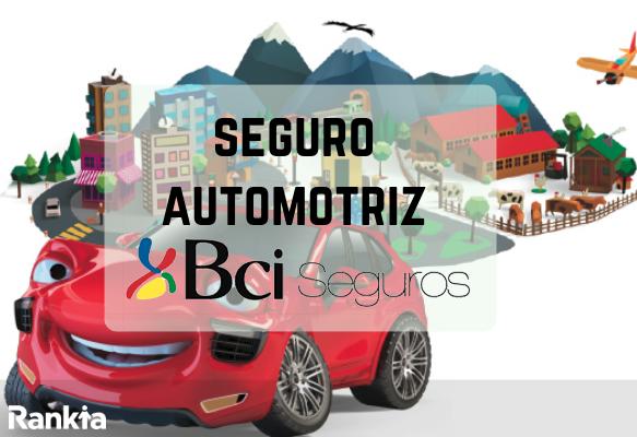 Seguro automotriz BCI: siniestros, cotizar y coberturas
