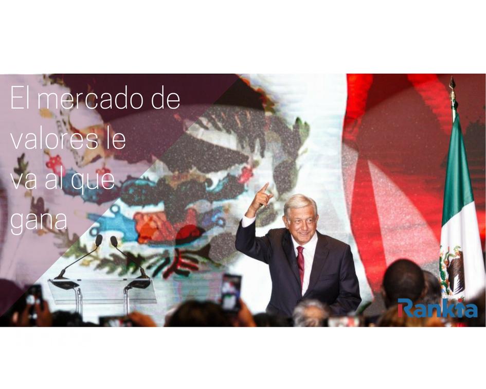 Mercado de valores, AMLO, Edgar Arenas